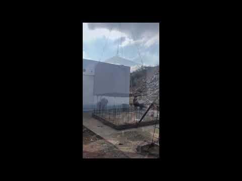 """סרטון: ממ""""ד יביל בנטף"""