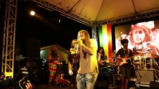 Ky-Mani Marley - Crazy Baldhead (Live at Smile Jamaica 40th)