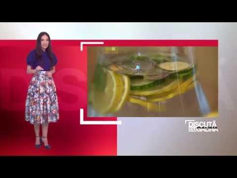 Ce se întâmplă dacă bei zilnic apă cu lămâie