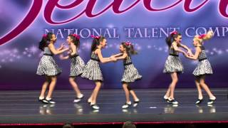 Dance Bop - Full Group - Shut Up and Dance - Dance Moms Audio Swap