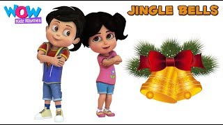 Jingle Bells Song for Children | Christmas Carol with Vir: The Robot Boy
