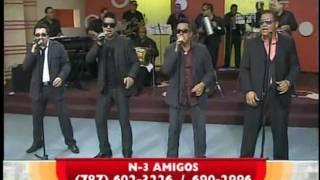 N-3 Amigos - Caña Brava en pegate al mediodia 2011 en vivo guayo ya tu sabes.mp4