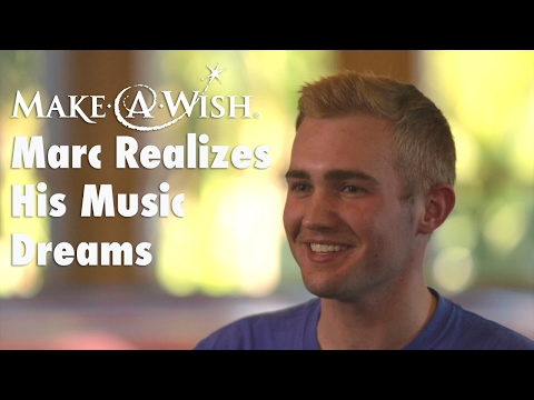 Marc Realizes His Music Dreams: Wish TBT