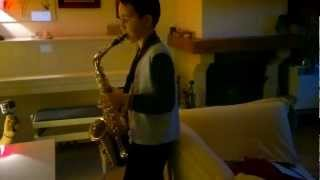 2013 Hava Nagila Saxophone