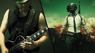 PlayerUnknown's Battlegrounds - PUBG - Theme (Metal Cover)