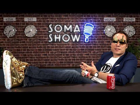 Bakik, elrontások és az internet legőrültebb termékei – Soma Show