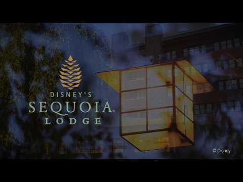 Bo på Disneyland® Paris temahotell Disney's Sequoia Lodge®