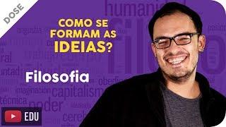 Como se Formam as Ideias?