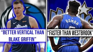 The 6 Greatest FREAKS of NATURE Currently in the NBA