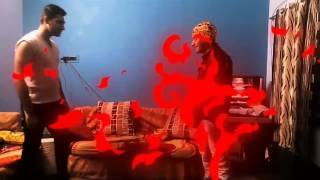 Super power shaolin effects video made with special video editing app