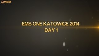 EMS ONE KATOWICE 2014 - Group B Impressions - 99DAMAGE.de