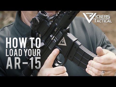 BCM Training Tip: How to load your AR