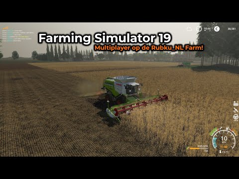 Farming Simulator 19 -- 22/10/2019