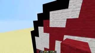 Cogumelo - Mario - Pixel art - Minecraft [PT-BR]