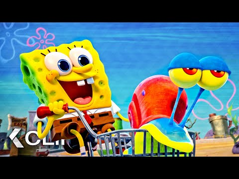 The SpongeBob Movie: Sponge on the Run Streaming in UK ...