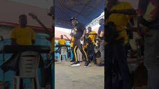 Saheed OSUPA show supremacy, flaunt the latest Versace sneakers(Chain reaction 2019)