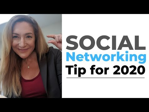 #1 Networking Tip For 2020 photo