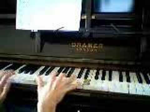Comment jouer Grace Kelly de Mika au piano