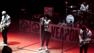 Lostprophets Last Summer Aberdeen Music Hall