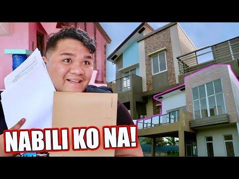 Download Video MAY NAPILI NA AKONG BAHAY (BUHAY VILLAGER NA!!!)   LC VLOGS #304