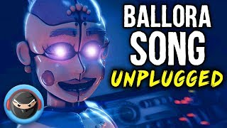 """BALLORA SONG """"Dance to Forget"""" UNPLUGGED feat. Nina Zeitlin"""