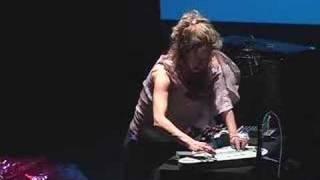 Ikue Mori and Zeena Parkins / sound. at REDCAT pt. 2/4