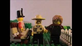 One Lonely Day at the Park???-Lego Stop Motion-Part 2