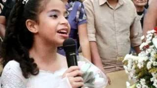 "Evellyn canta "" Soube que me amava"" - Aline Barros"