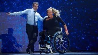Strictly Wheels wheelchair dance - Britain's Got Talent 2012 Live Semi Final - UK version