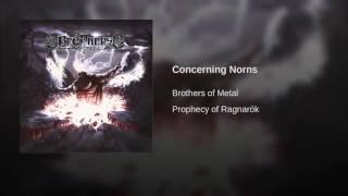 Concerning Norns