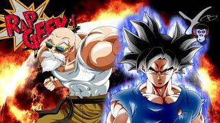 RAP Anime #48   De Mestre pra Aluno 5 (Dragon Ball Super   Goku e Mestre Kame) Beat: Vendetta Beats