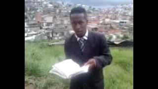 pregador pentecostal