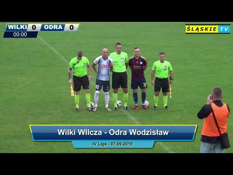 Wilki WIlcza - Odra Wodzisław 0:1