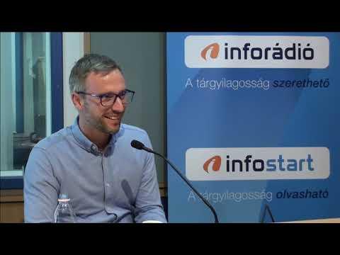 InfoRádió - Aréna - Feledy Botond - 1. rész - 2019.10.21.