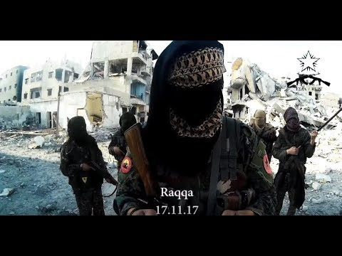 A message from the anarchists fighting in Syria against ISIS (Raqqa)