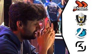 Trajetoria Luminosity Gaming de KabuM até SK Gaming