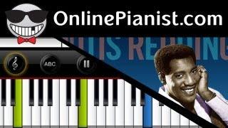 Otis Redding - For Your Precious Love - Piano Tutorial