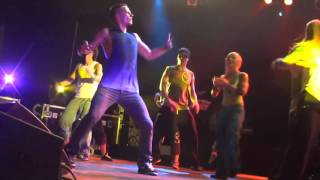Live Concert - Zumba® Fitness - Pegate