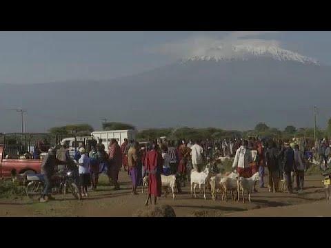 Húsz év múlva eltűnnek a gleccserek Afrikában