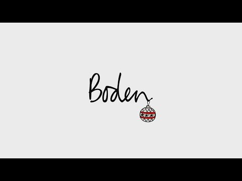 boden.co.uk & Boden Voucher Code video: Unwrap gift ideas for the family and Christmas outfits to make spirits bright.