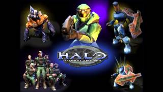Halo combat evolved - Main theme