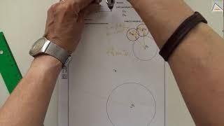 Imagen en miniatura para Circunferencias que pasan por un punto y son tangentes a una circunferencia