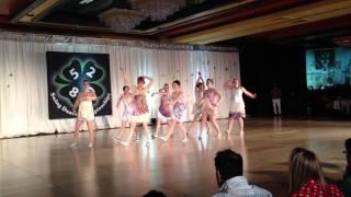 Diamond Dolls - Dramophone at 5280 Swing Dance Championships