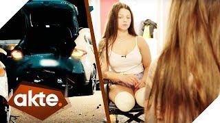 Angie (21) verlor beide Beine bei einem Autounfall! Wie geht es ihr heute? | Akte | SAT.1 TV
