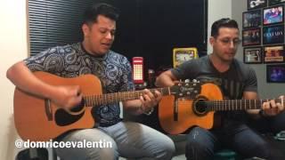 Dom Rico e Valentin (COVER) Amante não tem lar