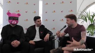 Interview: Digital Farm Animals @ V Festival 2017