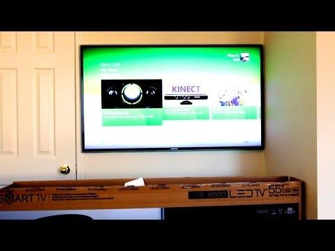 Samsung 55D6500 LED 3D TV (Smart TV)