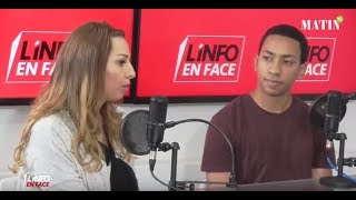 Info en Face : L'entrepreneuriat, une vision pour l'avenir