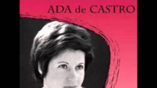 Ada de Castro - Gosto de Tudo o Que é Teu (Fado)