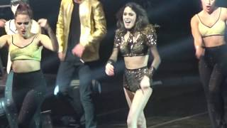 Tini / Violetta - Crazy In Love (2017-04-06 Łódź)